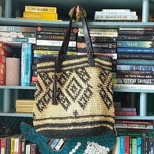 NWOT Lucky Brand tote